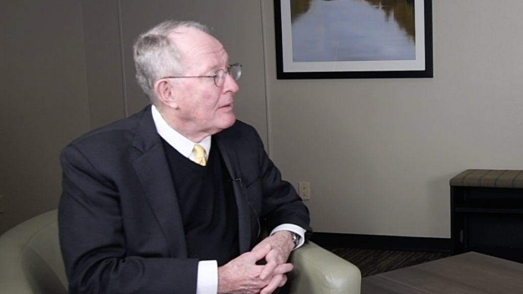 Lamar Alexander - A Second Opinion with Senator Bill Frist MD