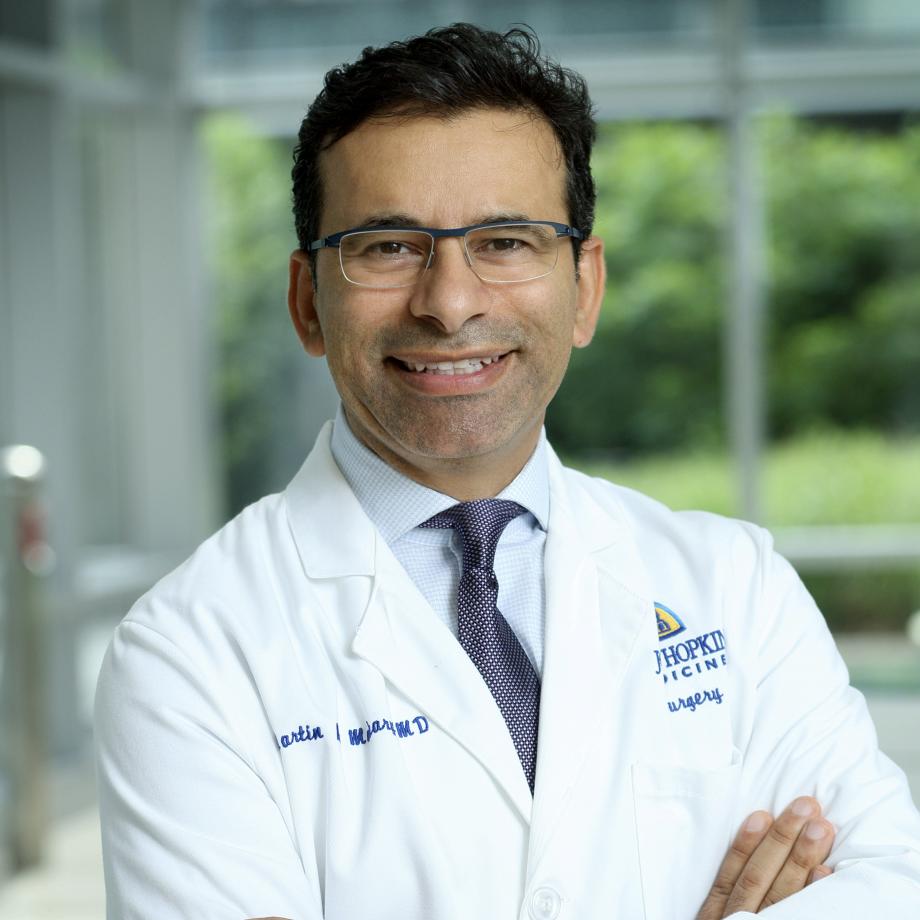 Dr Marty Makary