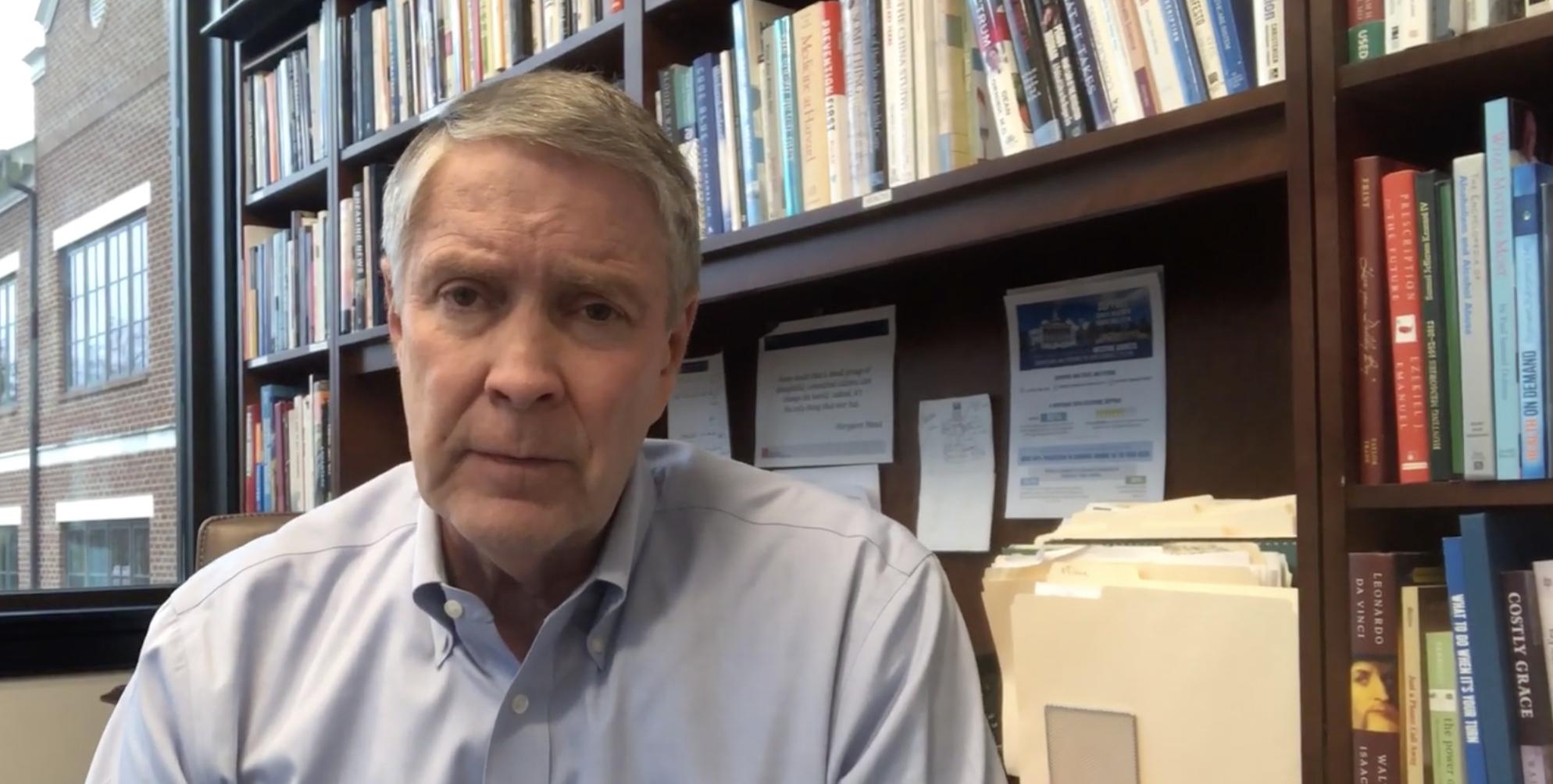 Coronavirus Q&A COVID-19 with Senator Bill Frist
