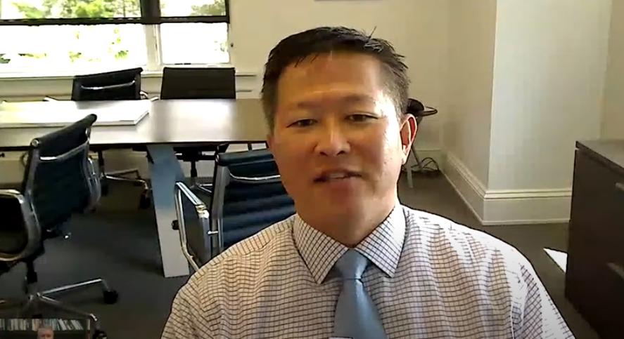 Dr. Jaewon Ryu, Geisinger CEO